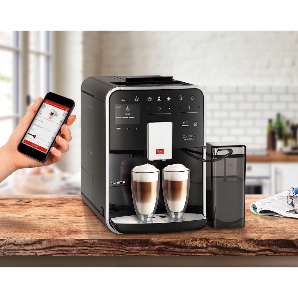 Melitta Kaffeevollautomat »CAFFEO Barista TS Smart® F850-102«