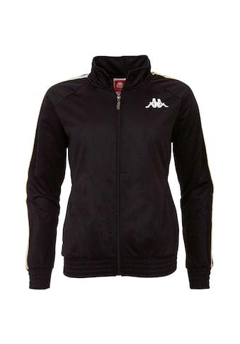 Kappa Trainingsjacke »AUTHETNIC VALMIRA«, mit mehrfarbigem Logoband an den... kaufen