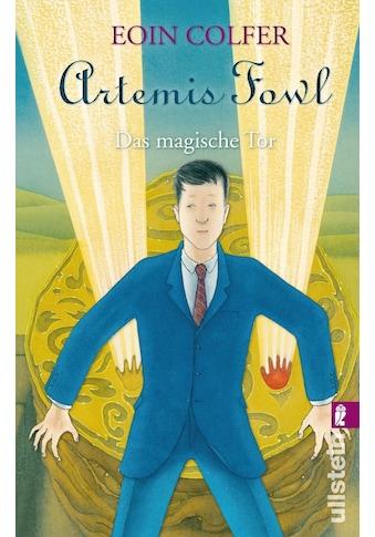 Buch »Artemis Fowl. Das magische Tor / Eoin Colfer, Claudia Feldmann« kaufen