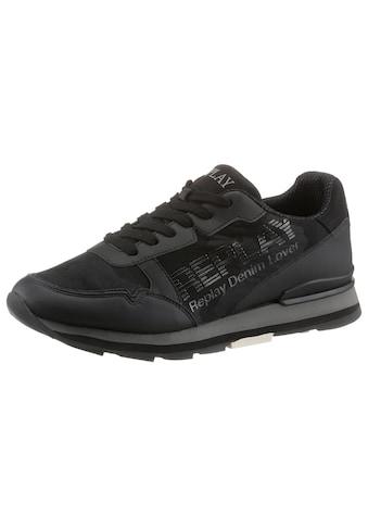 Replay Sneaker, mit profilierter Laufsohle kaufen