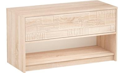 Sitzbank »Brick«, mit 2 Schubladen kaufen