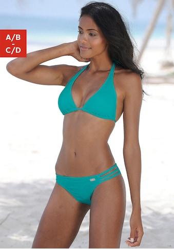 Buffalo Triangel-Bikini-Top »Happy«, im schlichten Design kaufen