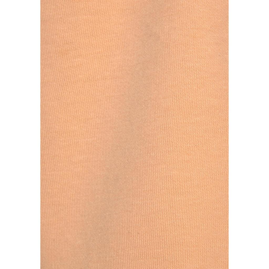 Bench. Sweatshorts »Contrast«, mit kontrastfarbenen Einsätzen und Logodruck