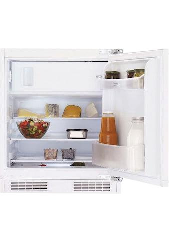 BEKO Einbaukühlschrank »BU1153HCN«, BU1153HCN, 81,8 cm hoch, 59,5 cm breit kaufen