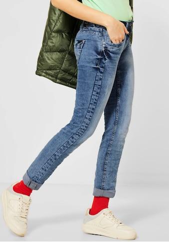 Cecil Slim-fit-Jeans »Scarlett«, mit Herzniete an der Eingriffstasche kaufen