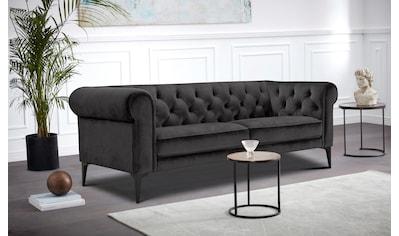 Premium collection by Home affaire Chesterfield-Sofa »Tobol«, im modernen Chesterfield Design kaufen