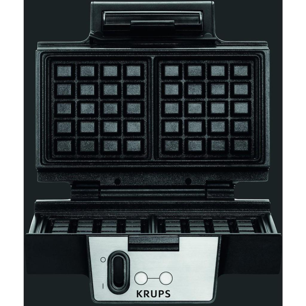 Krups Waffeleisen »FDK251«, 850 W
