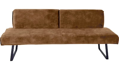 K+W Komfort & Wohnen Sitzbank »Deseo II«, gepolstert mit Rückenneigungsverstellung,... kaufen
