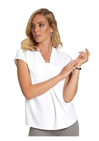 création L Blusenshirt mit überschnittenen Schultern kaufen