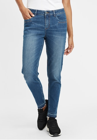 OXMO 5-Pocket-Jeans »Irabelle«, 5-Pocket-Denimhose kaufen