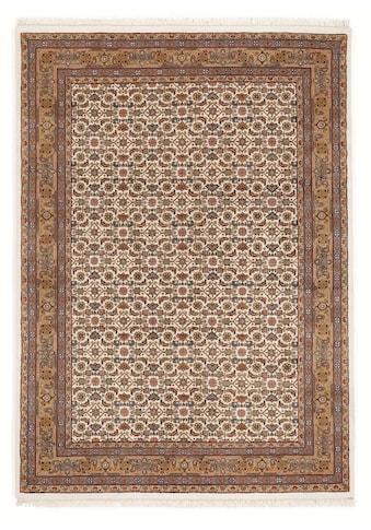 OCI DIE TEPPICHMARKE Orientteppich »Himla Herati«, rechteckig, 20 mm Höhe, reine Wolle, handgeknüpft, mit Fransen, Wohnzimmer kaufen