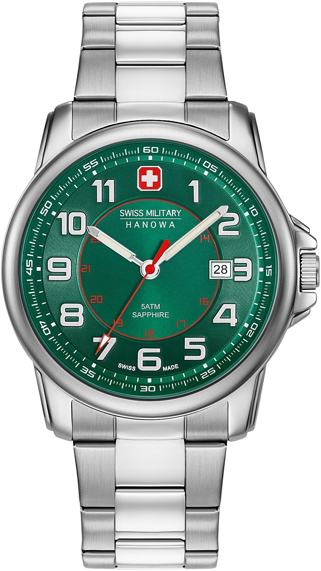 Swiss Military Hanowa Schweizer Uhr SWISS GRENADIER, 06-5330.04.006 | Uhren > Schweizer Uhren | Swiss Military Hanowa
