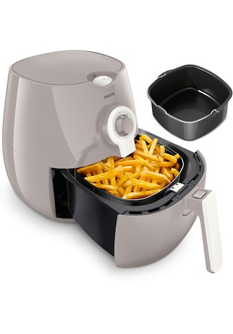 Philips Heissluftfritteuse »Daily Collection HD9218/25 Airfryer«, mit Gratis Backeinsatz, Fassungsvermögen 0,8 kg kaufen