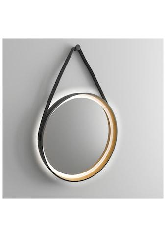 TALOS Badspiegel »Golden Summer«, Ø 55 cm, runder Spiegel mit Beleuchtung kaufen