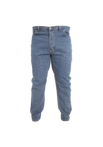 Duke Clothing Stretch-Jeans »Herren Rockford Carlos Kingsize Stretch Jeans« kaufen