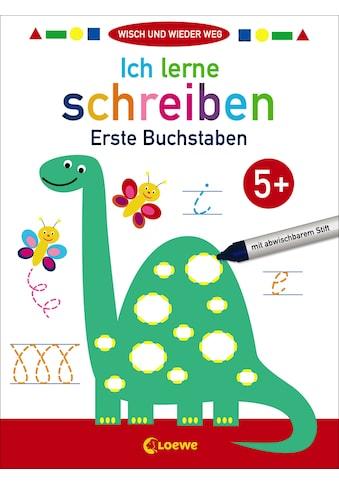 Buch »Wisch und wieder weg - Ich lerne schreiben 5+ / Joshua Schulz« kaufen