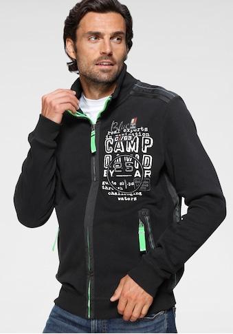 CAMP DAVID Sweatjacke kaufen