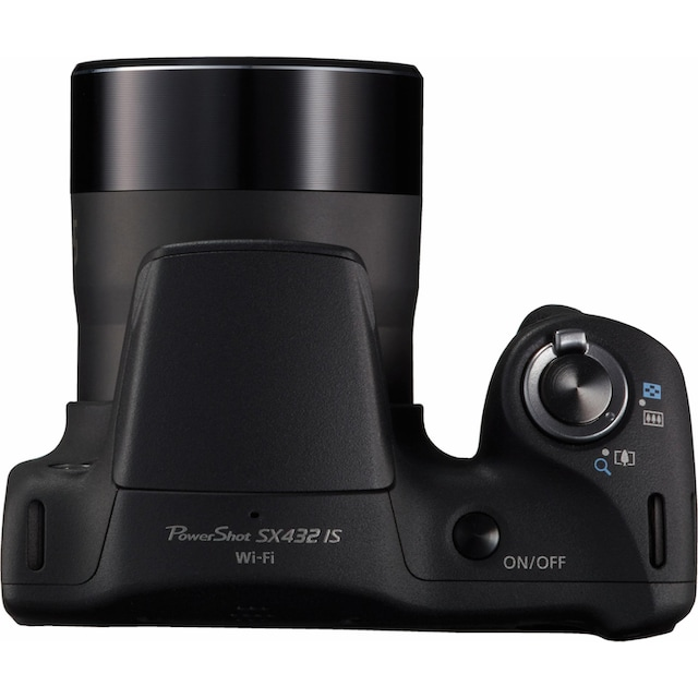 Canon »PowerShot SX432 IS« Bridge-Kamera (20 MP, 45x opt. Zoom, WLAN (Wi-Fi) NFC)