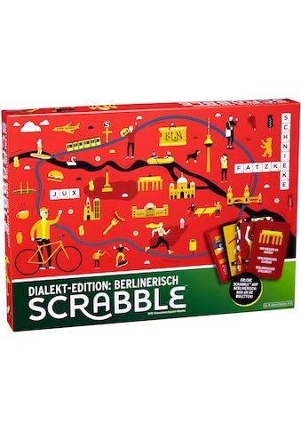 """Mattel® Spiel, """"Familienspiel  -  Scrabble Dialekt - Edition: Berlin"""" kaufen"""