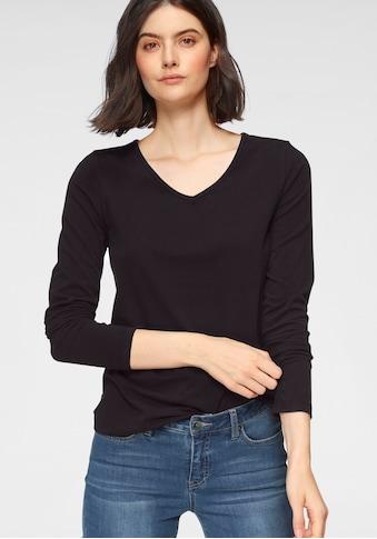 OTTO products T-Shirt, nachhaltig aus zertifizierter Bio-Baumwolle kaufen