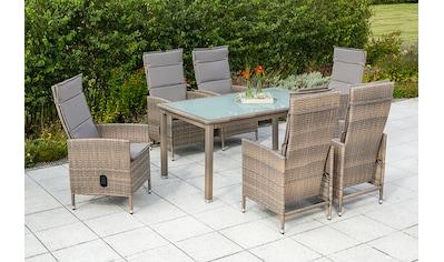 MERXX Gartenmöbelset »Monaco« kaufen