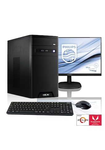 Hyrican PC-Komplettsystem »Home-Office SET1778« kaufen