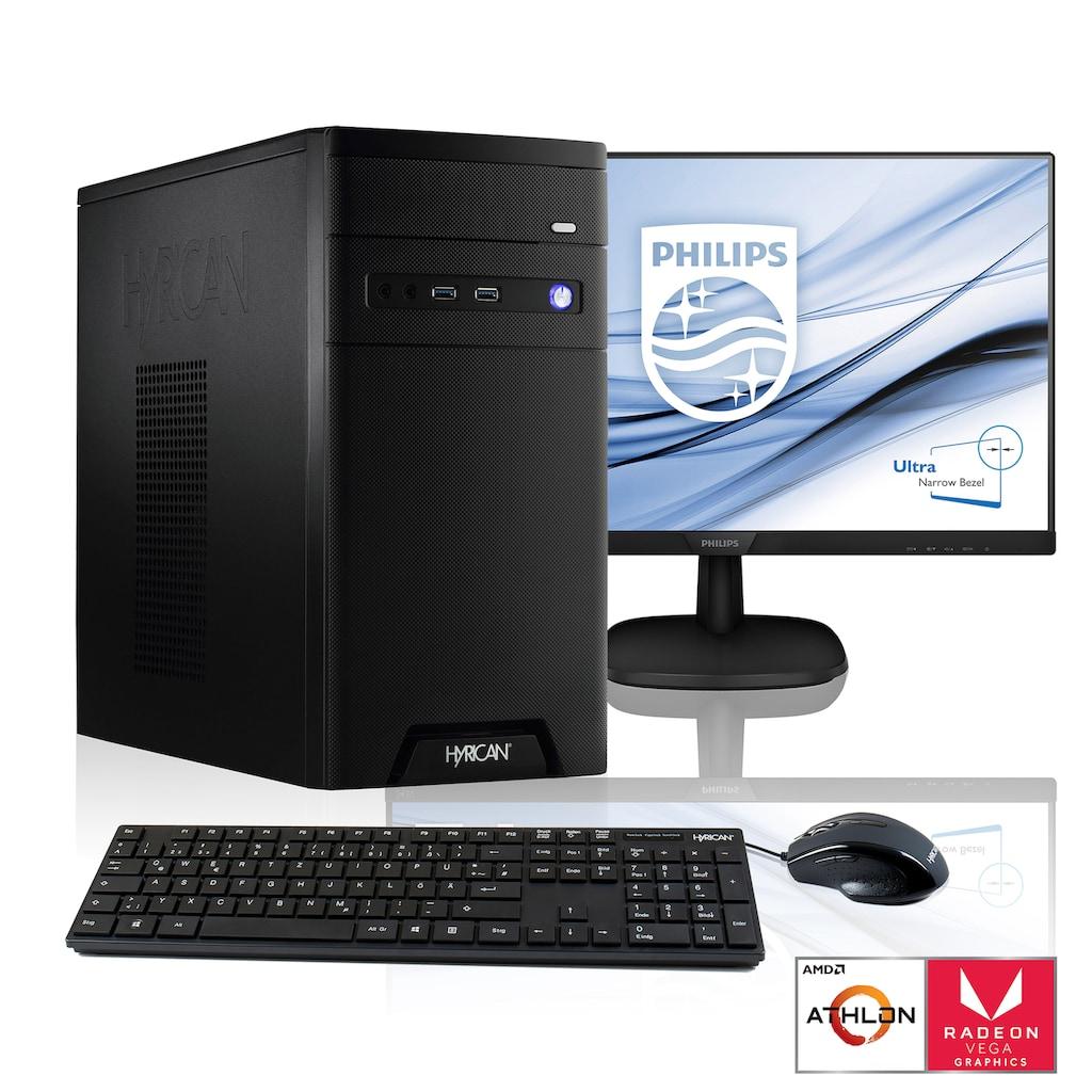 Hyrican PC-Komplettsystem »Home-Office SET1778«