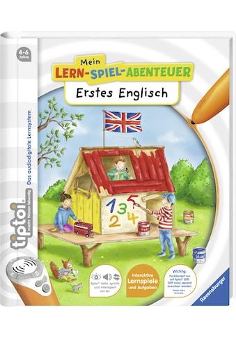 """Ravensburger Buch """"tiptoi®, Erstes Englisch"""" kaufen"""