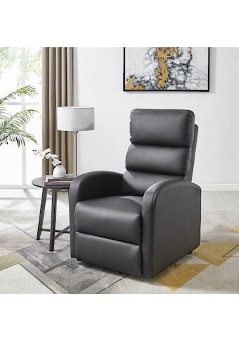 DELAVITA Relaxsessel »Isolde«, mit einer praktischen elektrischen Relaxfunktion, Sitz- und Liegeposition möglich, Aufstehhilfe, Sitzhöhe 47 cm kaufen