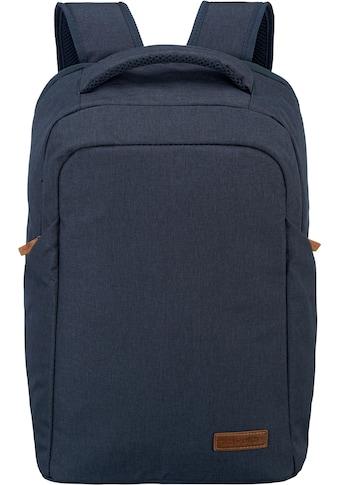 travelite Laptoprucksack »Basics Safety, Marine« kaufen
