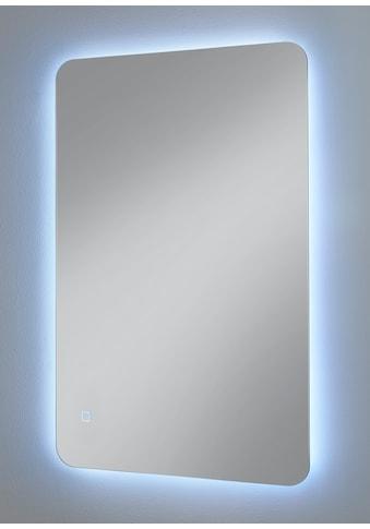 WELLTIME Badspiegel »New Trento«, LED - Spiegel, 80 x 60 cm kaufen