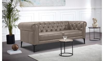 Premium collection by Home affaire Chesterfield-Sofa »Tobol«, im modernen Chesterfield... kaufen