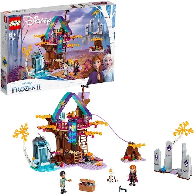 """LEGO® Konstruktionsspielsteine """"Verzaubertes Baumhaus (41164), LEGO® Disney Princess"""", Kunststoff, (302-tlg.)"""