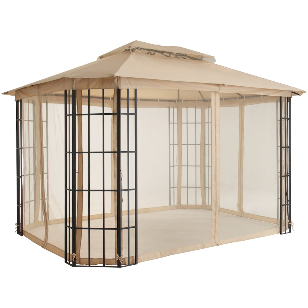 KONIFERA Pavillon »Borkum«, BxT: 300x360 cm