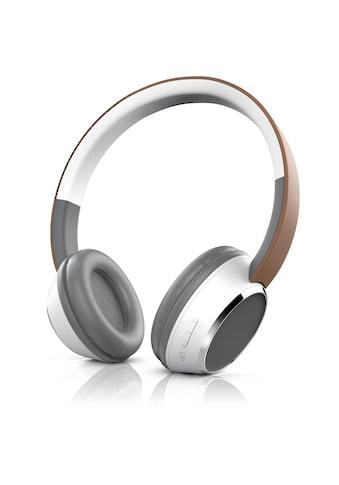 CSL 310er Bluetooth V4.0 Stereo Kopfhörer »Stilvolles On - Ear Headset mit Mikrofon« kaufen