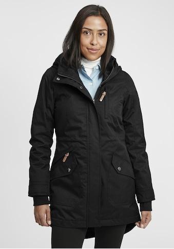 OXMO Parka »Bella«, wame Jacke mit hochabschließendem Kragen kaufen