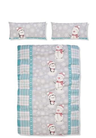 Bettwäsche »Snowman«, my home kaufen