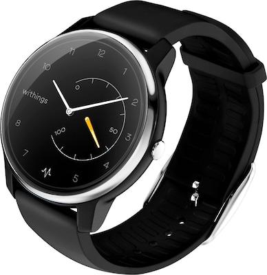 Fitness-Tracker als edle Armbanduhr