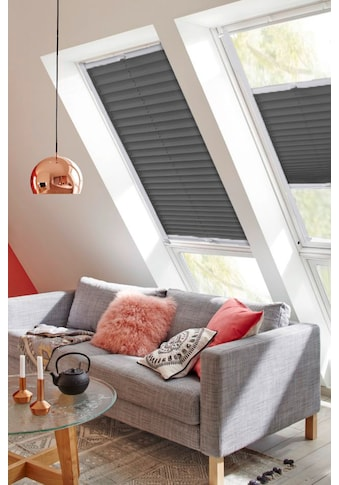 sunlines Dachfensterplissee »StartUp Style Crepe«, Lichtschutz, verspannt, mit... kaufen
