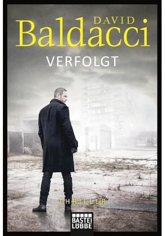 Buch »Verfolgt / David Baldacci, Uwe Anton« kaufen