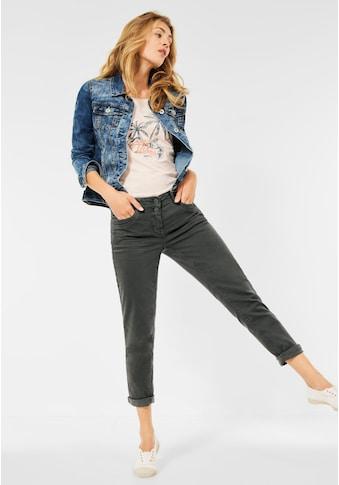 Cecil 7/8-Jeans, im Colour Style kaufen