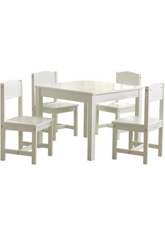 KidKraft® Kindersitzgruppe »Farmhouse« (5 - tlg) kaufen
