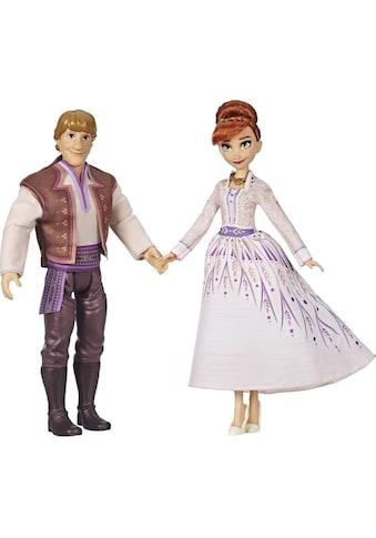 """Hasbro Anziehpuppe """"Die Eiskönigin II, Anna und Kristoff"""" (Set) kaufen"""