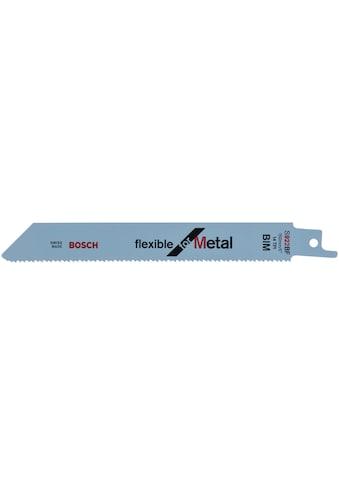 Bosch Professional Säbelsägeblatt »S 922 BF«, Flexible for Metal kaufen