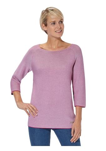 Casual Looks Pullover aus Baumwolle kaufen