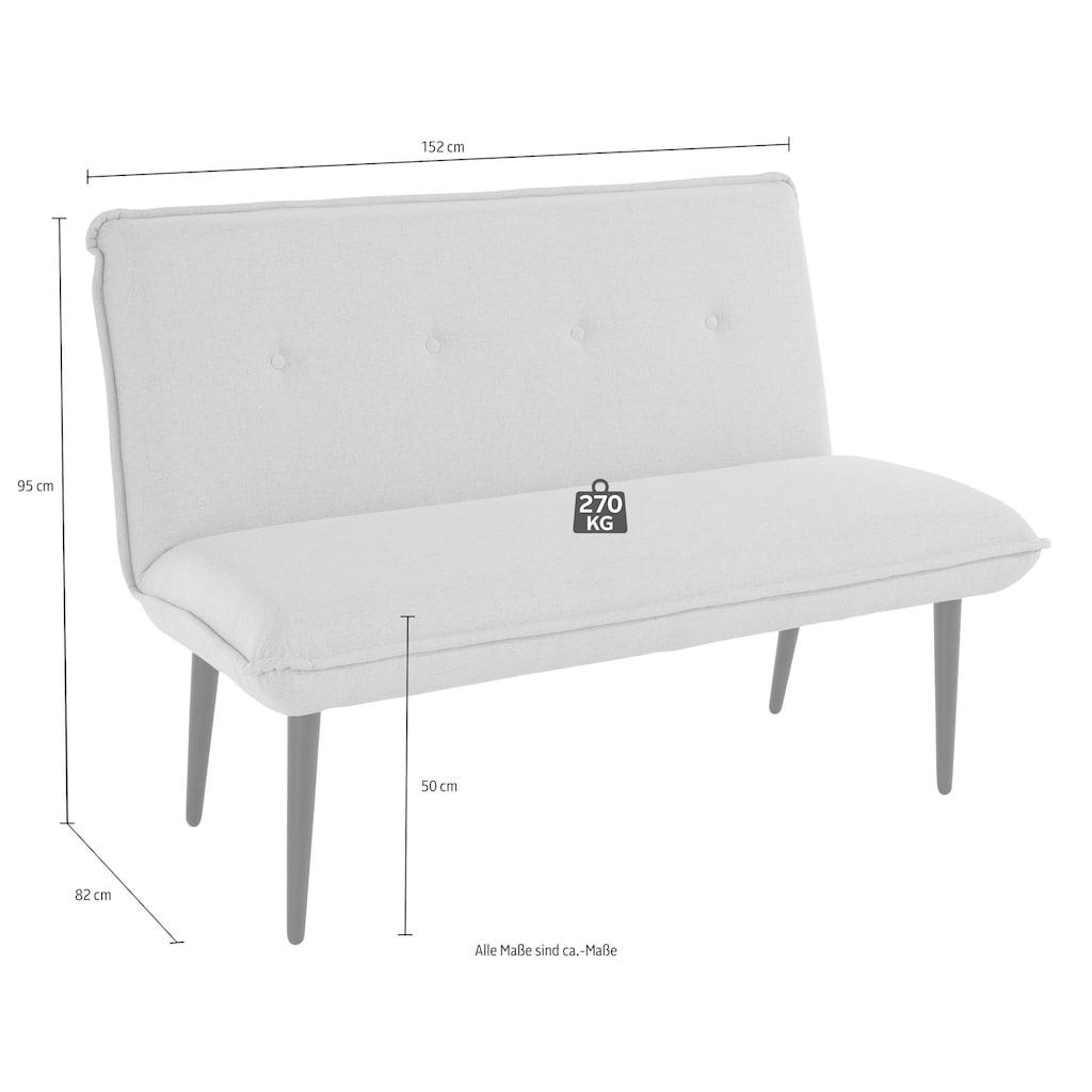 INOSIGN Sitzbank »Rom II«, Breite 152 cm