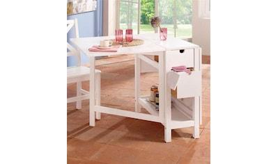 Home affaire Klapptisch »Lily« kaufen