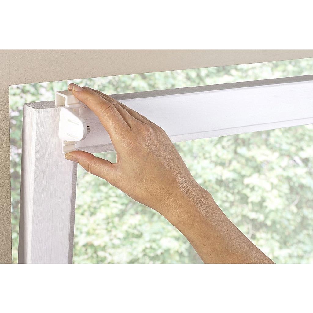 my home Doppelrollo »MARANO«, Lichtschutz, ohne Bohren, freihängend, im Fixmaß, Rollo mit Klemmträger, mit über 3.200 positive Bewertungen