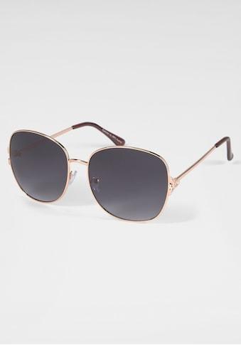 J.Jayz Sonnenbrille, Gläser grau im Verlauf kaufen