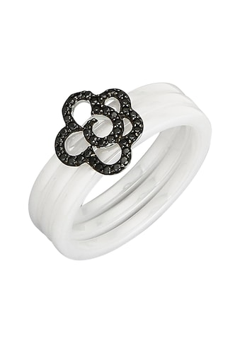 Jacques Lemans Fingerring »925/- Sterling Silber rhodiniert«, Ring kaufen